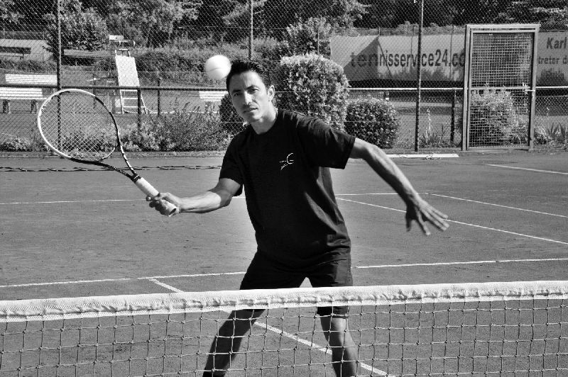 Milo Tennisakademie ANTONIO VALDÉS