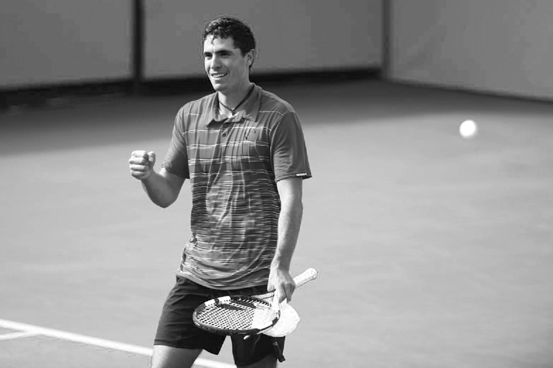 Ernesto-Escobedo-Tennisakademie ANTONIO VALDÉS