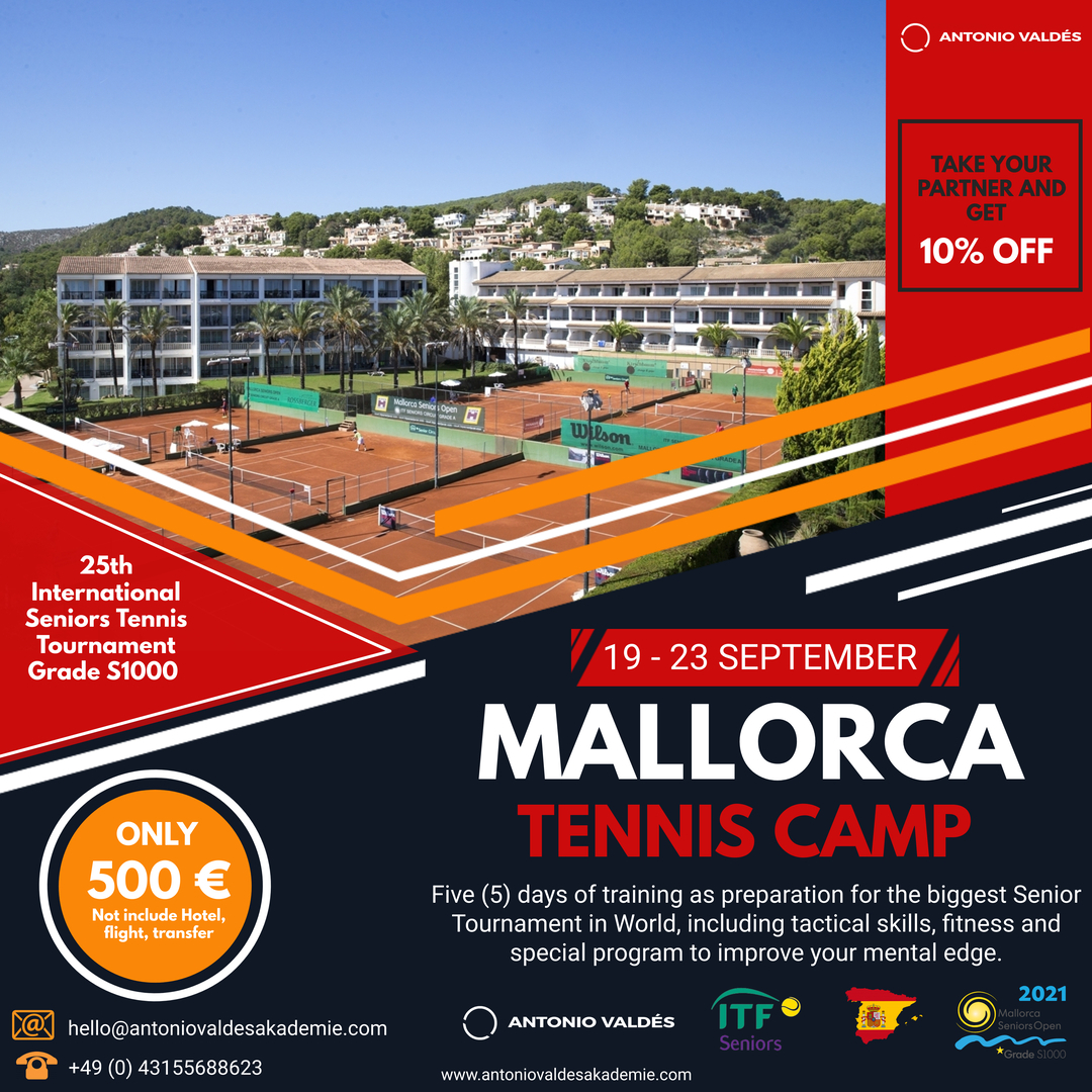 Adult Tennis Camp